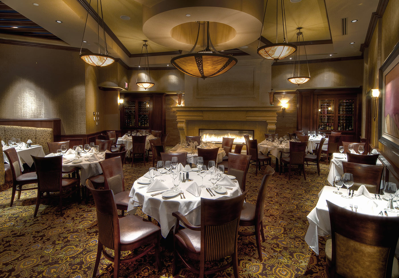 Calgary Private Dining Rooms At Ruth 39 S Chris Steakhouse