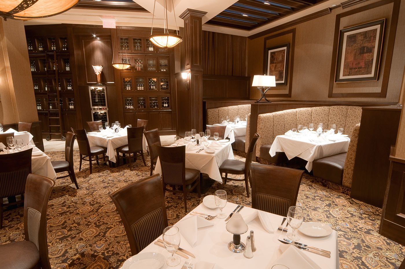 calgary private dining rooms at ruth 39 s chris steakhouse ForBest Private Dining Rooms Calgary